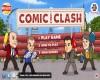 Comic Street Clash